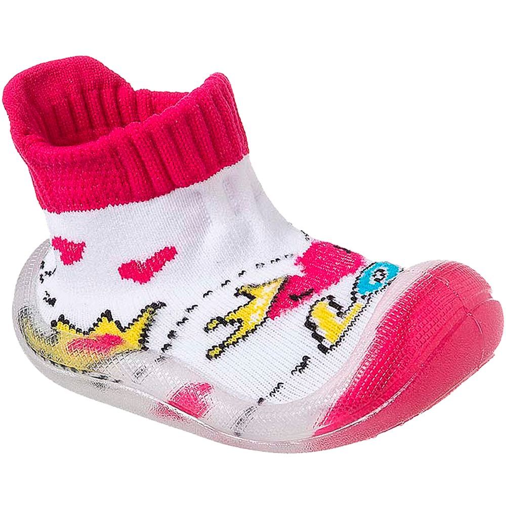 KB22045-2-A-Meia-c-Sola-para-bebe-Love-Pink---Keto-Baby