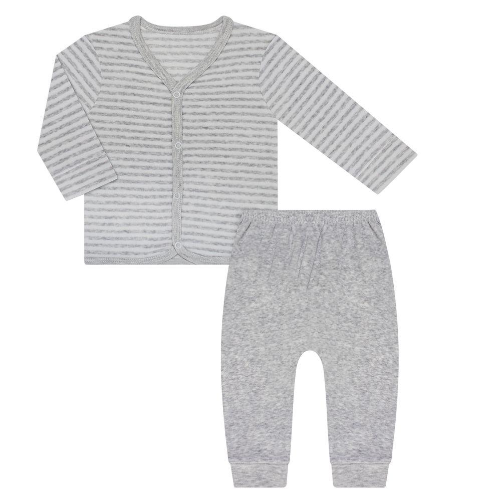 JUN51061-LM-A-moda-bebe-menino-casaco-calca-em-plush-listras-mescla-junkes-baby-no-bebefacil-loja-de-roupas-enxoval-e-acessorios-para-bebes