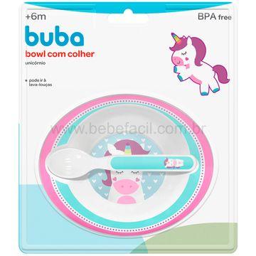 BUBA10707-E-Bowl-com-Colher-Animal-Fun-Unicornio-6m---Buba