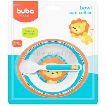 BUBA10705-E-Bowl-com-Colher-Animal-Fun-Leaozinho-6m---Buba