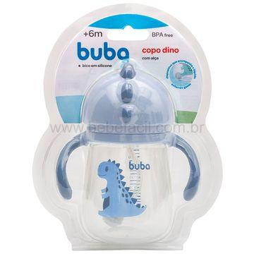 BUBA12580-H-Copo-com-Alca-e-Canudo-Dino-Azul-240ml-12m---Buba