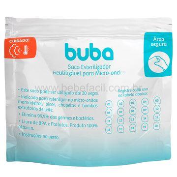 BUBA09814-B-Saco-Esterilizador-Reutilizavel-para-Micro-ondas-6-unidades---Buba