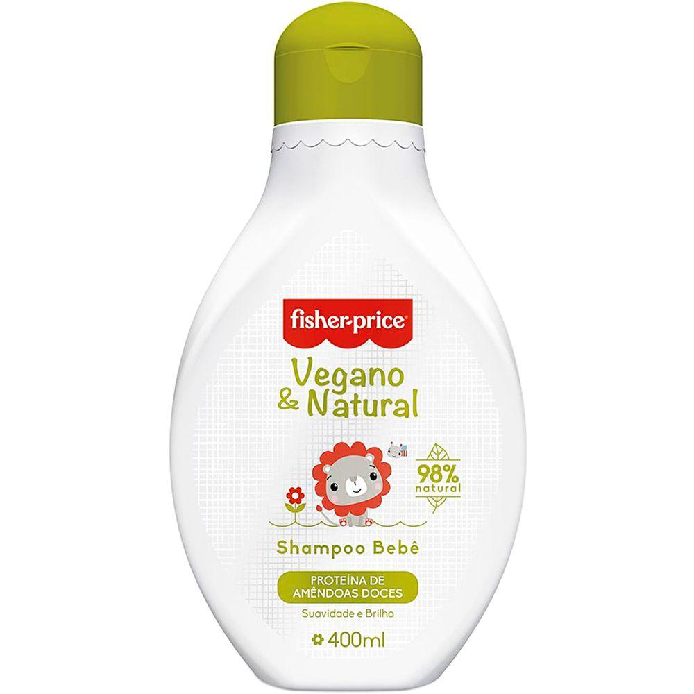89108-A-Shampoo-Bebe-Vegano-e-Natural-400ml-0m---Fisher-Price
