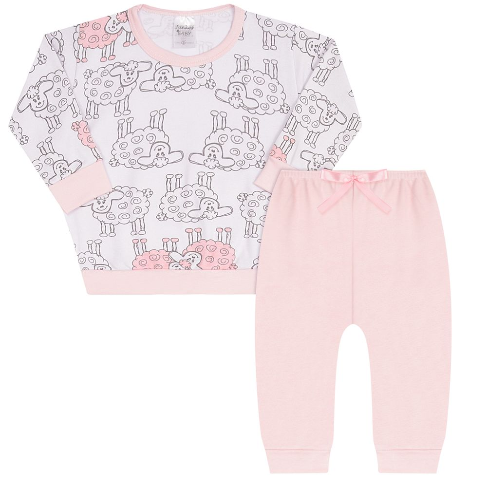 JUN60101-A-moda-bebe-menina-conjunto-blusao-com-calca-em-suedine-ovelinhas-junkes-baby-no-bebefacil