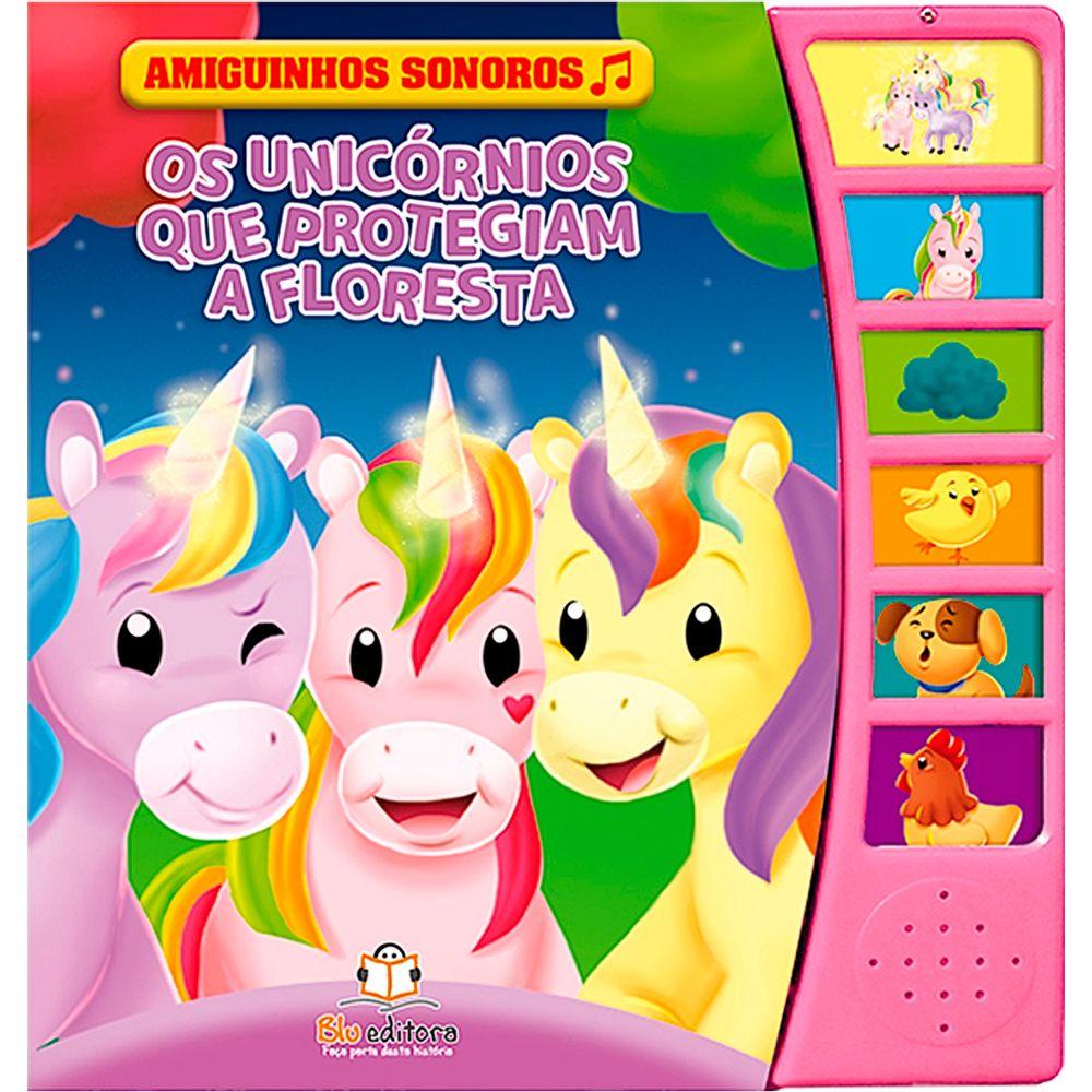 BLU719-A-Livro-Amiguinhos-Sonoros-Os-Unicornios-que-Protegiam-a-Floresta---Blu-Editora
