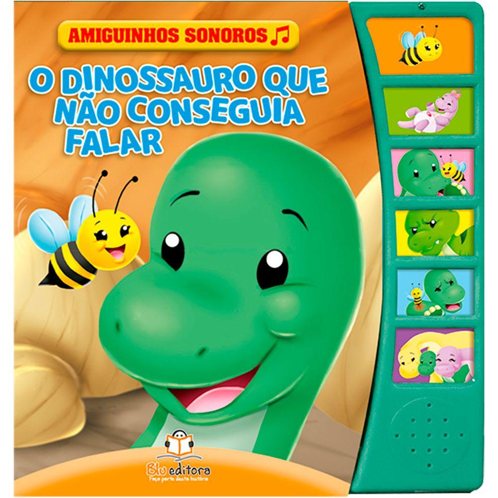 BLU720-A-Livro-Amiguinhos-Sonoros-O-Dinossauro-que-Nao-Conseguia-Falar---Blu-Editora