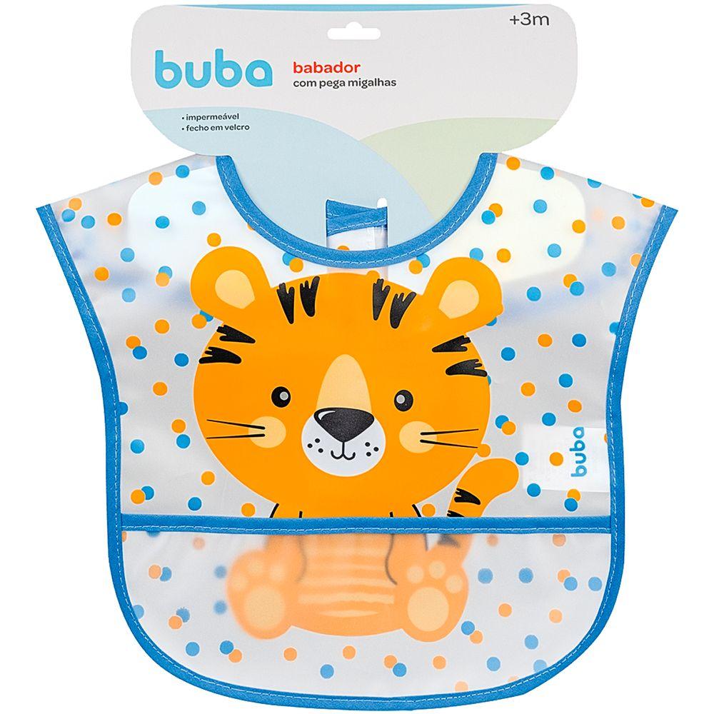 BUBA13234-A-Babador-com-Cata-migalhas-Tigrinho-3m---Buba