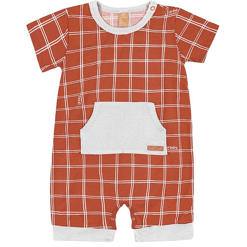 43278-XAD031-A-moda-bebe-menino-macacao-curto-em-meia-malha-xadrez-up-baby-no-bebefacil