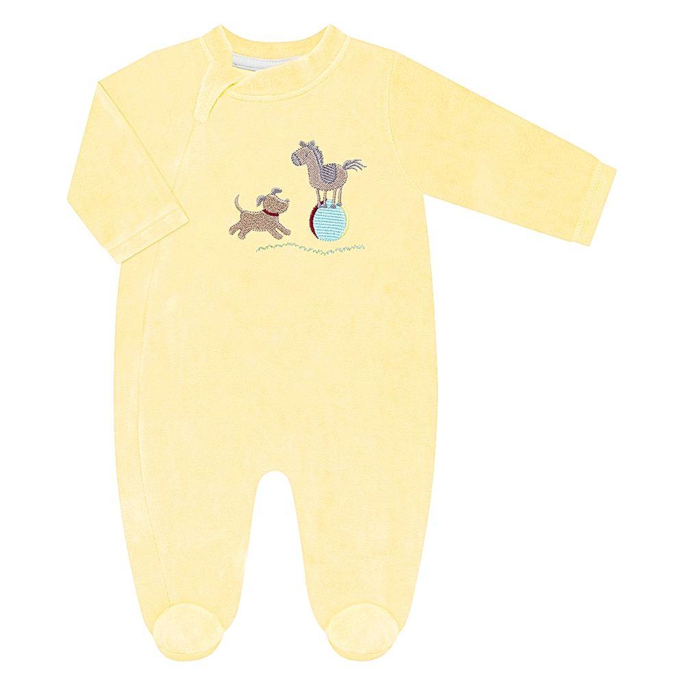 AB21630-AA-moda-bebe-menina-menino-macacao-longo-ziper-plush-animal-friends-anjos-baby-no-bebefacil