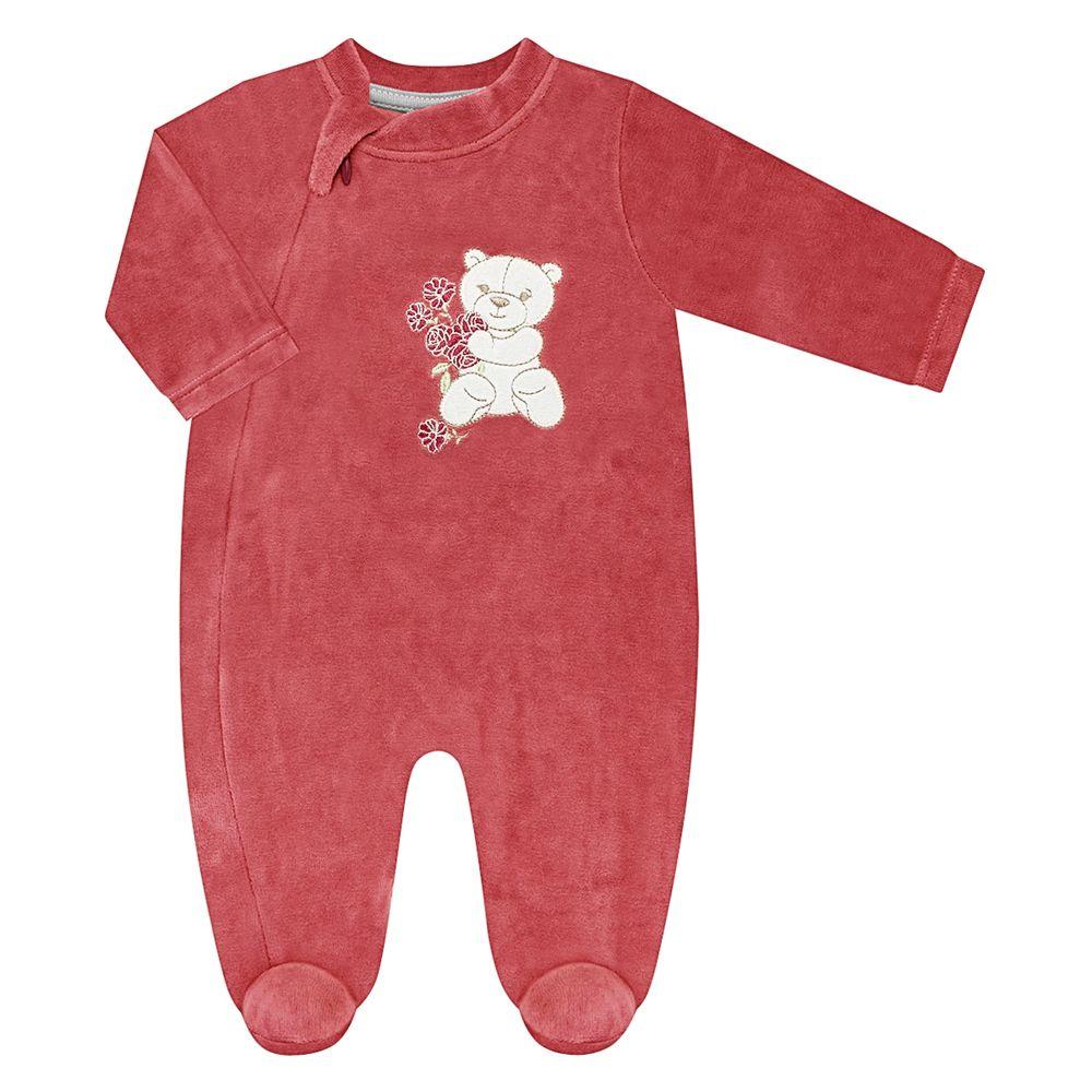 AB21630-UF-moda-bebe-menina-macacao-longo-ziper-plush-ursa-flores-anjos-baby-no-bebefacil