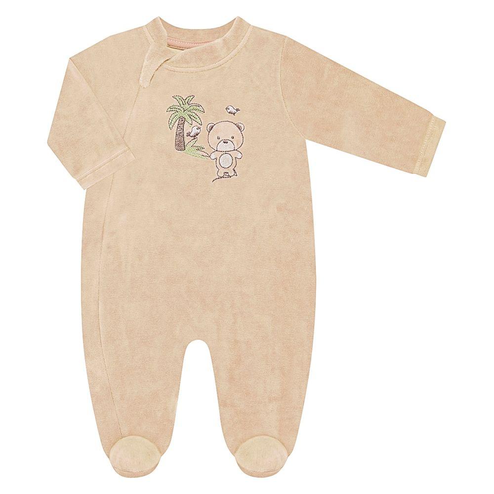 AB21630-UM-moda-bebe-menina-menino-macacao-longo-ziper-plush-ursinho-marrom-anjos-baby-no-bebefacil
