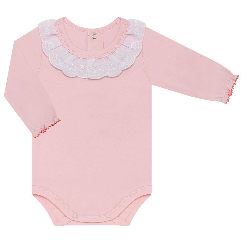 AB21110430-moda-bebe-menina-body-longo-suedine-golinha-guippir-rosa-anjos-baby-no-bebefacil-loja-de-roupas-para-bebes