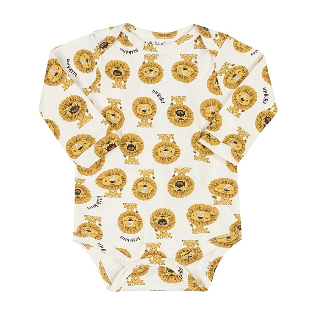 43323-AB1339-moda-bebe-menino-body-longo-em-suedine-lion-up-baby-no-bebefacil-loja-de-roupas-para-bebes