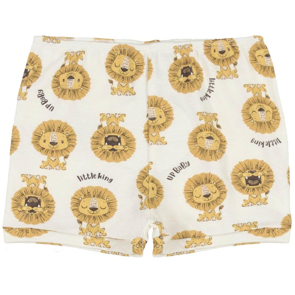 43324-AB1339-moda-bebe-menino-short-em-suedine-para-bebe--lion-up-baby-no-bebefacil
