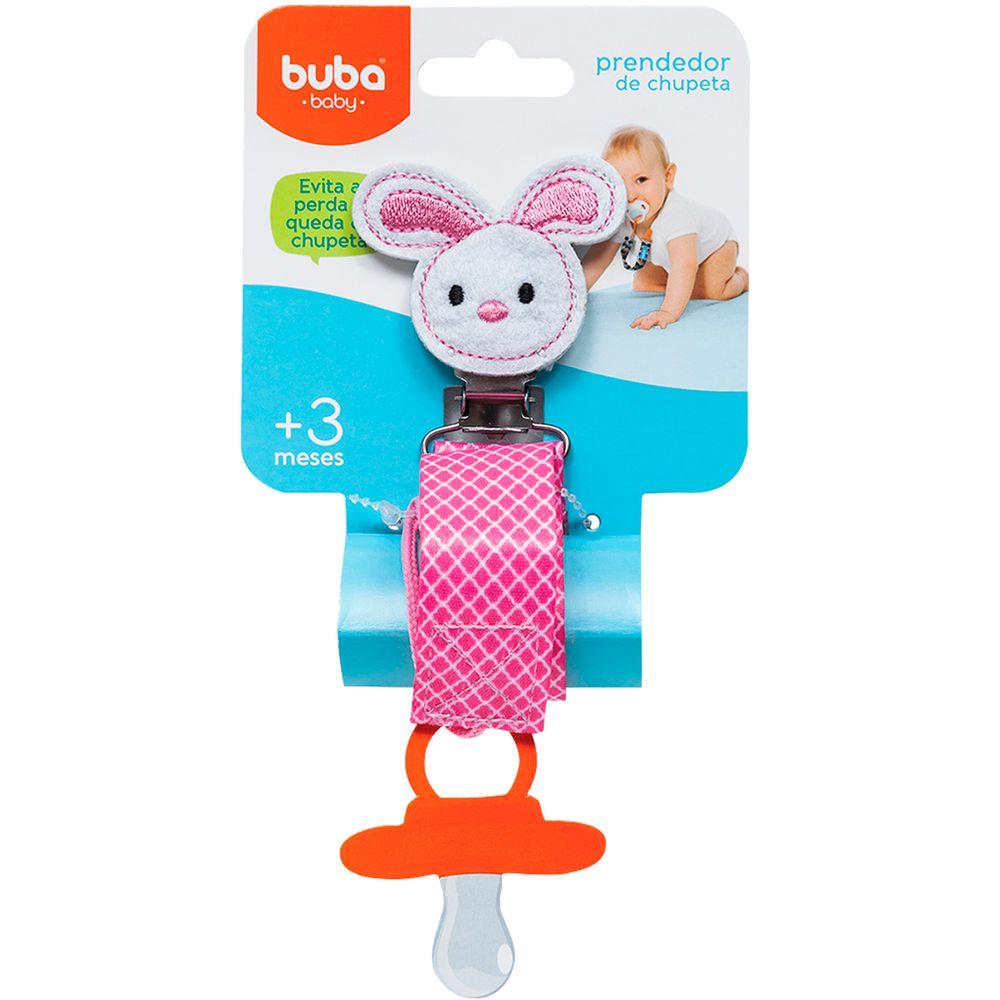 BUBA08553-A-Prendedor-de-Chupeta-Coelhinho--3m-----Buba