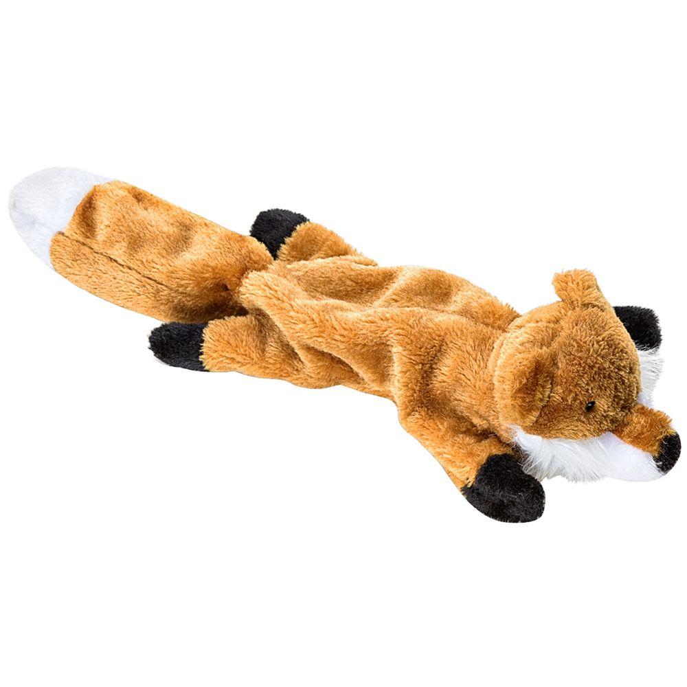 PP175-A-Brinquedo-Pet-de-Pelucia-Raposa-Foxy-para-Cachorros---Mimo