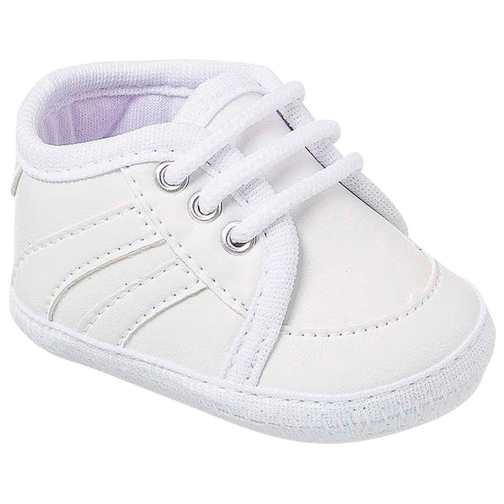 KB3309-45-A-Tenis-para-bebe-Superstar-Branco---Keto-Baby