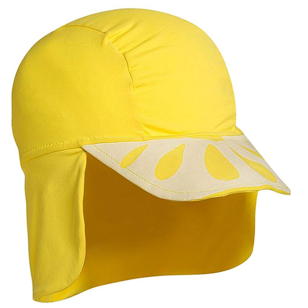 2505117-AM-A-moda-praia-menina-bone-com-protecao-uv-fps50-amarelo-limao-tip-top-no-bebefacil