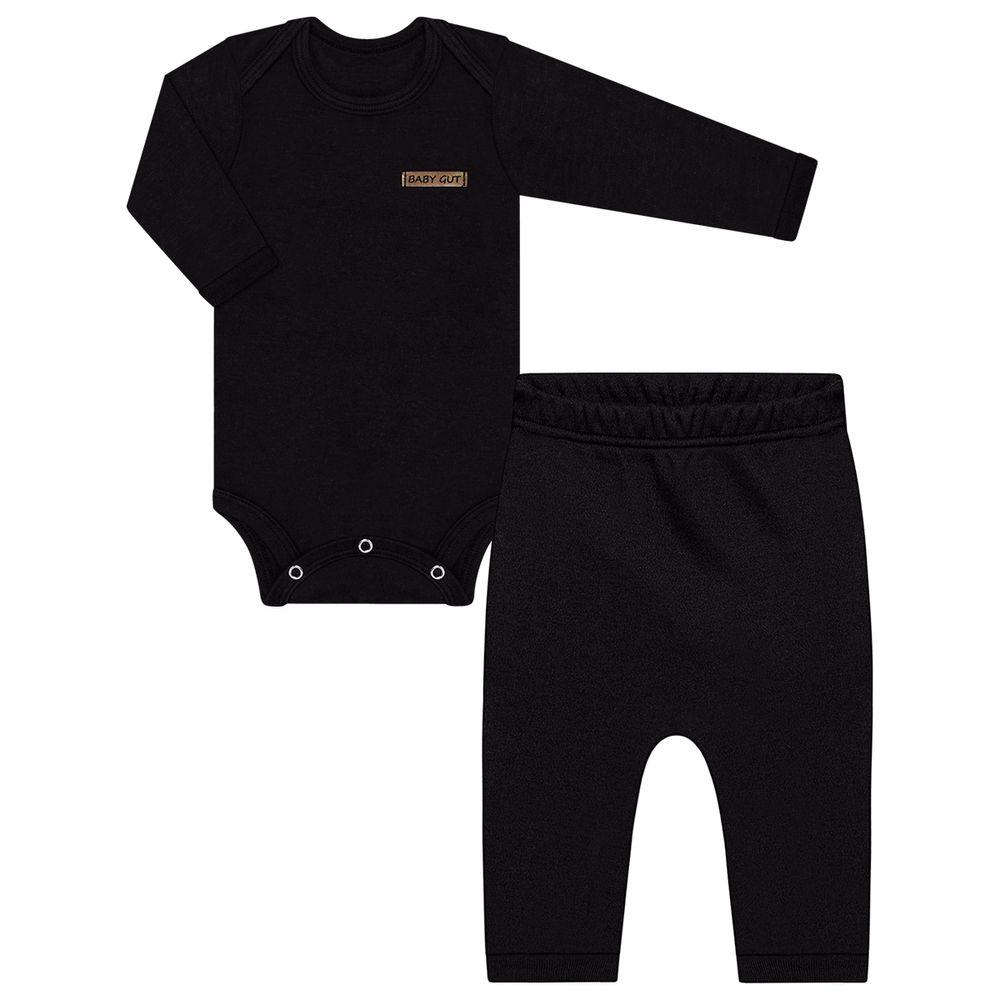BBG1253002-A-moda-bebe-menino-body-longo-calca-saruel--em-suedine-preto-baby-gut