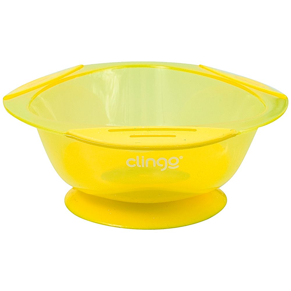 C5021-A-Prato-com-Ventosa-Amarelo-300ml-6m---Clingo