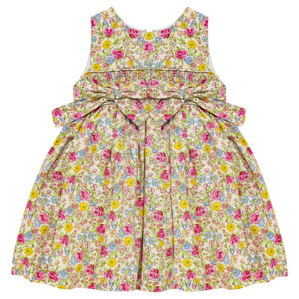 6131278A046-A-moda-bebe-menina-vestido-em-algodao-floral-roana-no-bebefacil-loja-de-roupas-para-bebes