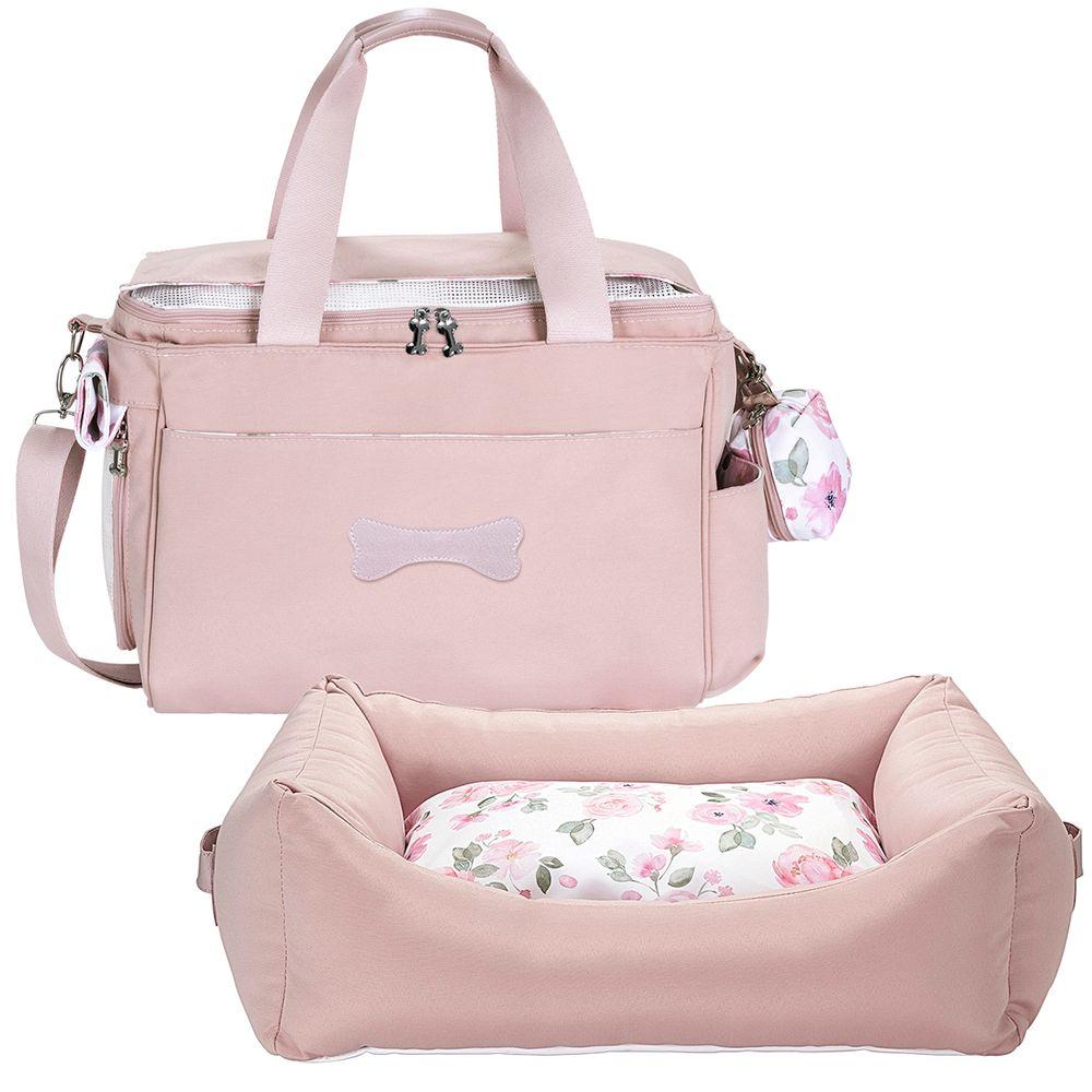 MB70FLO700-MB70FLO701-A-Cama-Bolsa-Puppy-para-Pet-Flora-Rose---Masterbag